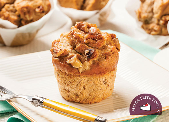 Banana & Walnut Muffin