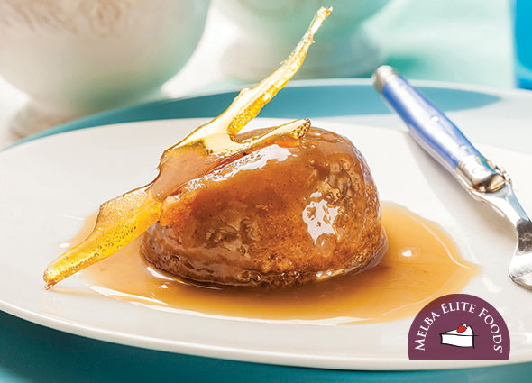 Sticky Date Self Saucing Pudding