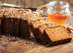 Date & Honey Loaf