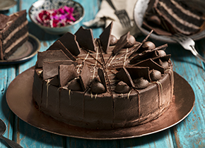 Chocolate Demise Gateau