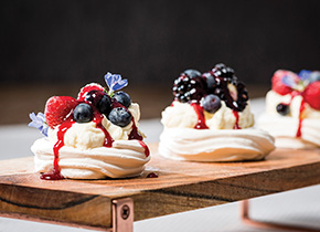 Original Meringue Nests